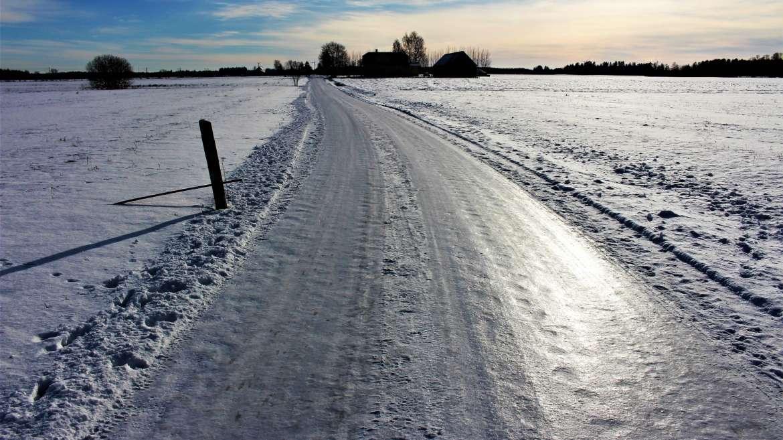Nie lubię zimy, a dokładniej rzecz ujmując mrozu…